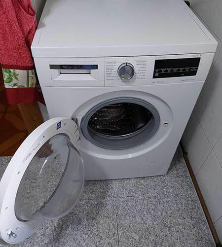 lavadora huele mal