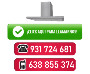 reparacion campanas extractoras barcelona